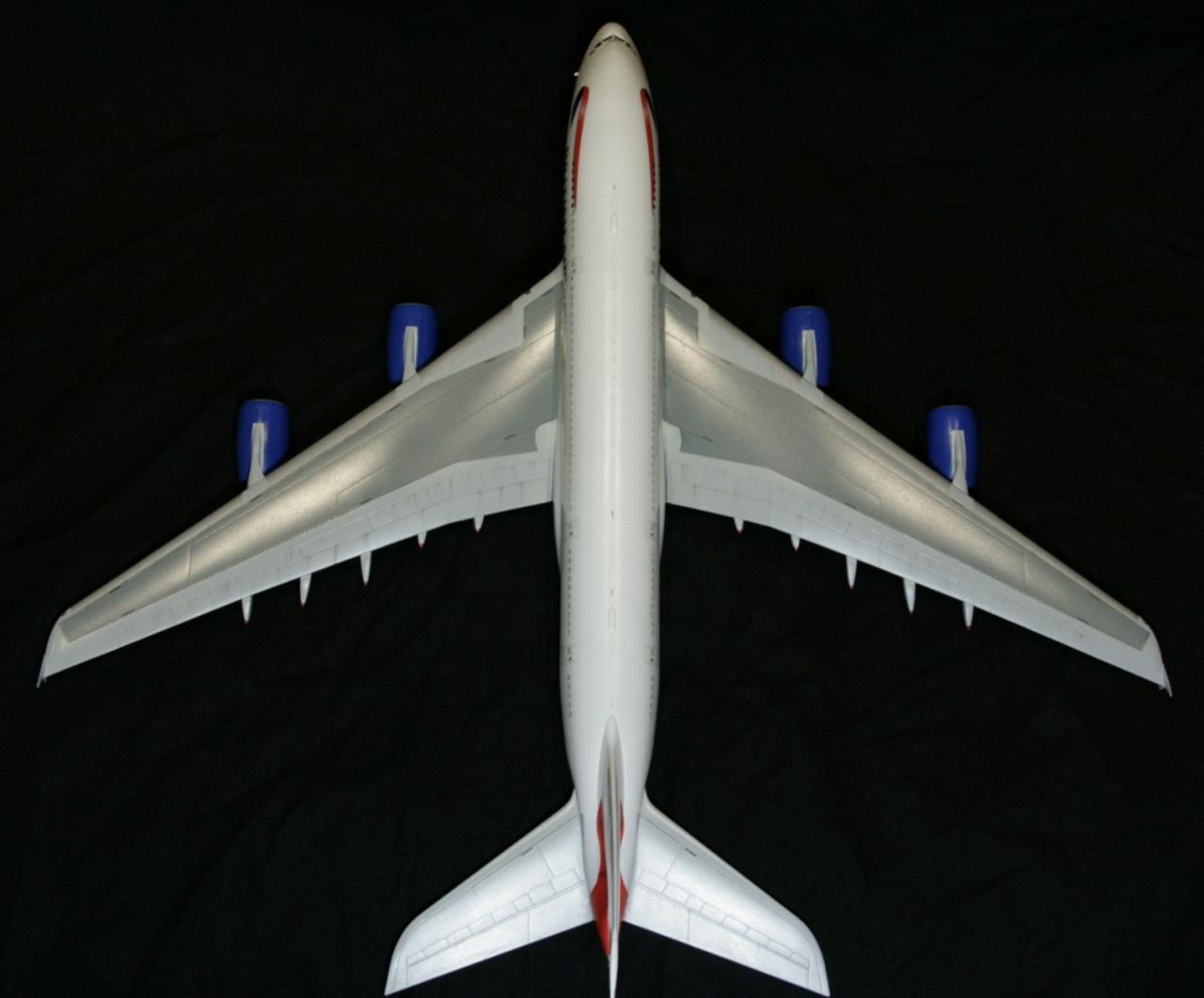 A380-800 British Airways Revell.1/144° 774859MG0764