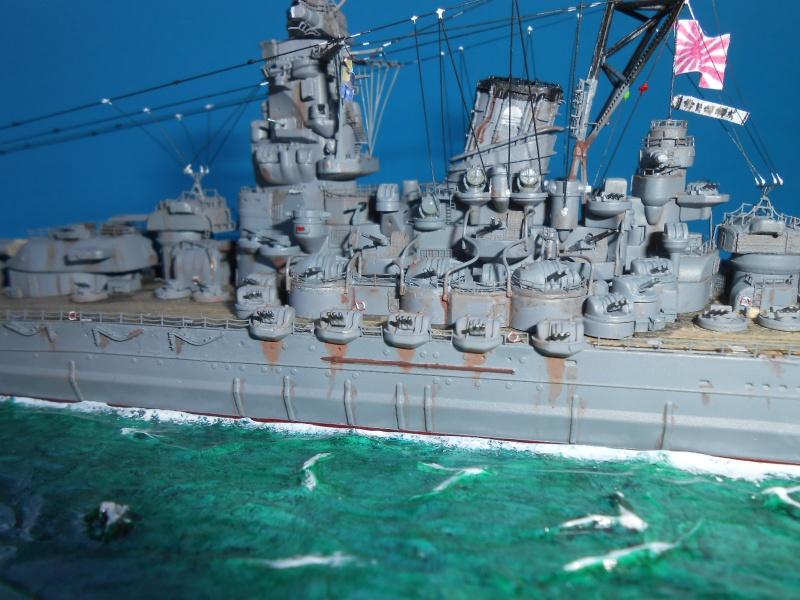 Yamato 1/700 Version 5 Avril 1945 776922DSCN6390