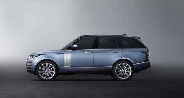 Le Nouveau Range Rover intègre dans sa gamme une motorisation essence hybride rechargeable 777051rr18mystatic10101705