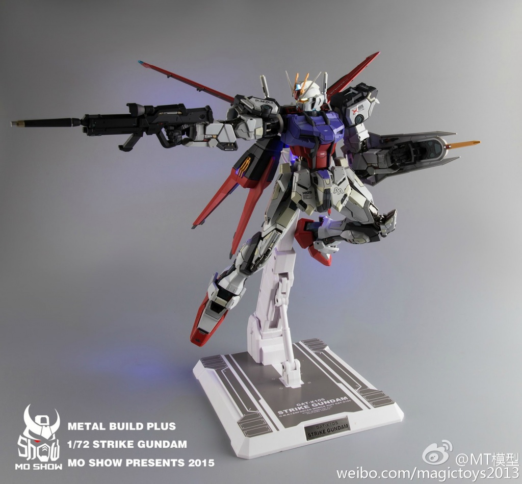 Review/Edito : Strike Gundam Metal Build 1/72 by Moshow la leçon Chinoise donnée a Bandai  778228e963c07agw1ezc0etjymsj21e01ad136