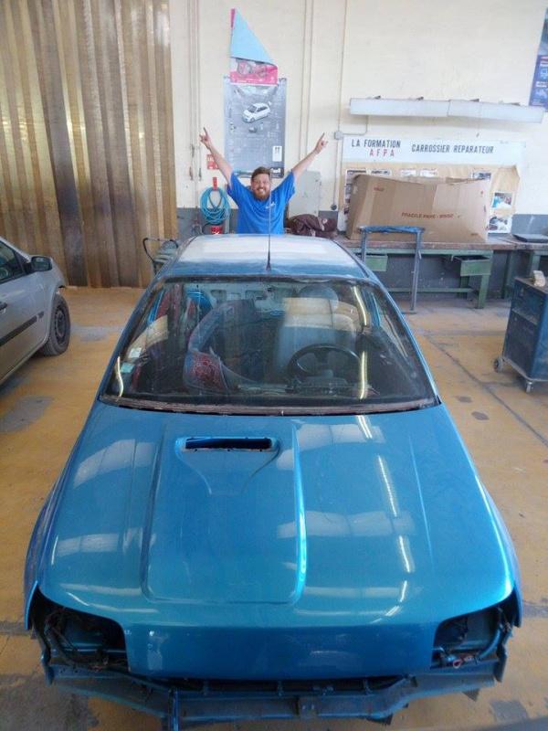 Nouvelle titine: Clio 16s 1991 7783635613
