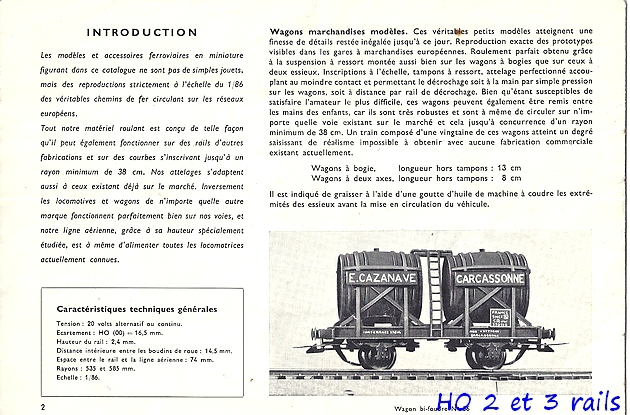 Catalogues 1950 et 1954 couverture photo (extraits) 778441Vbcatalogue19502R
