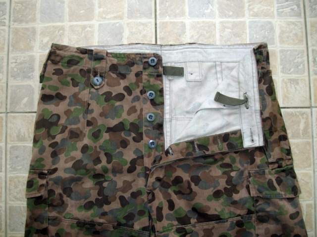 Dot camo trousers 778538autr3