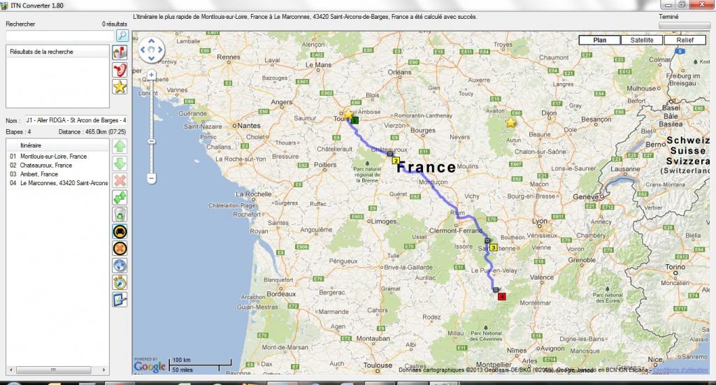 Préparation : LA ROUTE DES GRANDES ALPES - Sept 2013 778939Jour1Dimanche8Sept2013