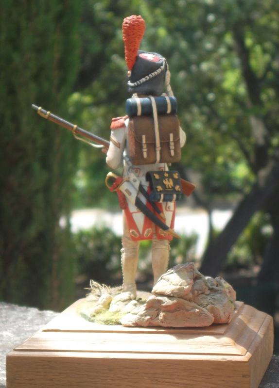 figurine 120mm verlinden 779715SAM1829