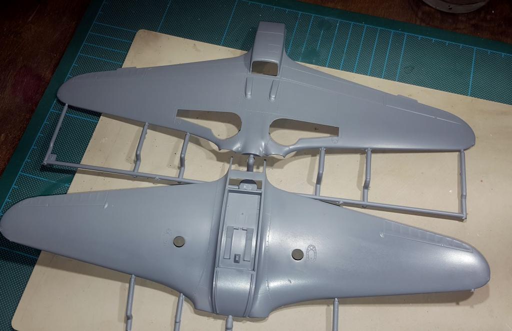 YAK 3 - Normandie Niemen 1/32 Special Hobby 78027620160913221746