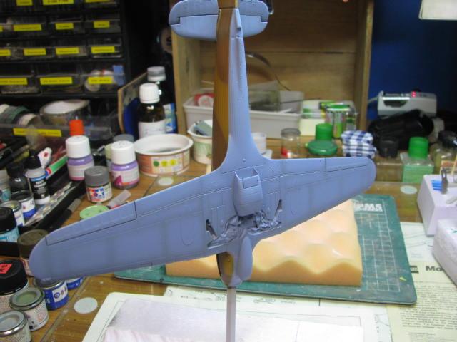 Hawker Hurricane Mk IId Trop 6 Sqn 1942 Hobbycraft 1/48.... Terminé! 781068IMG1124