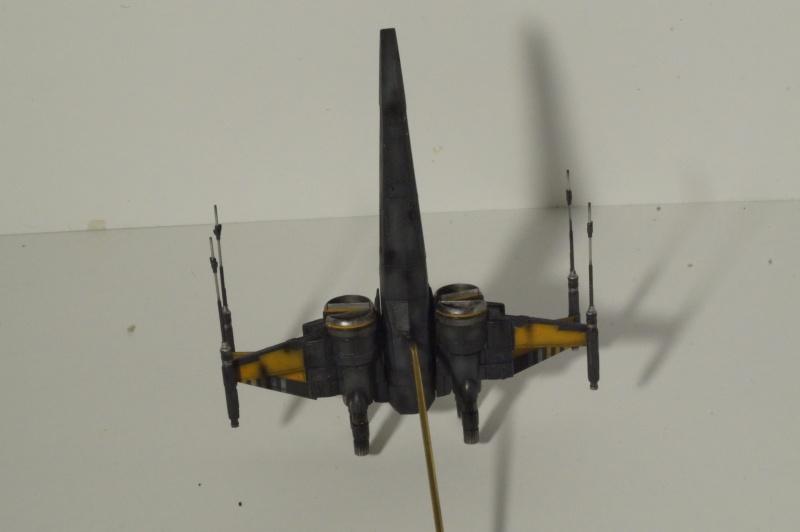 "X-Wing ""Resistance"" T-70 Bandaï 1/72 781186DSC01544"