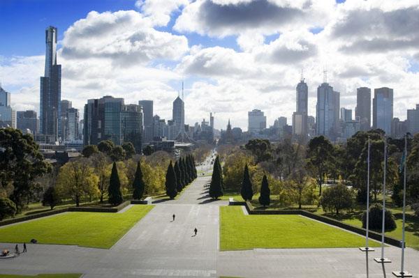 AUSTRALIAN OPEN 2021 - INSCRIPTIONS AUX CONCOURS 781680australiemelbournevuejardins