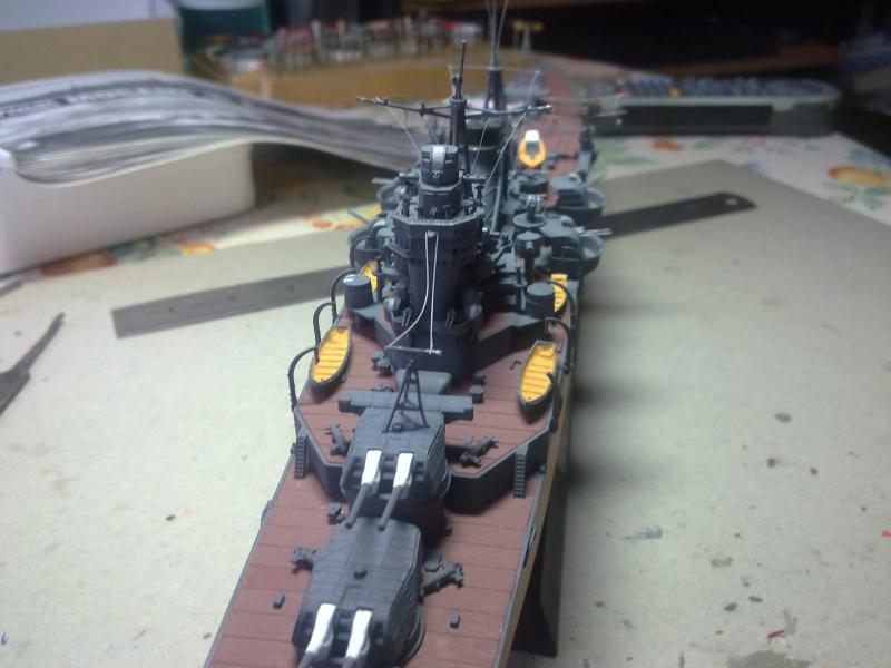 croiseur lourd Mogami au 1/350 par Pascal 94 - Tamiya  - Page 7 782622060120111056