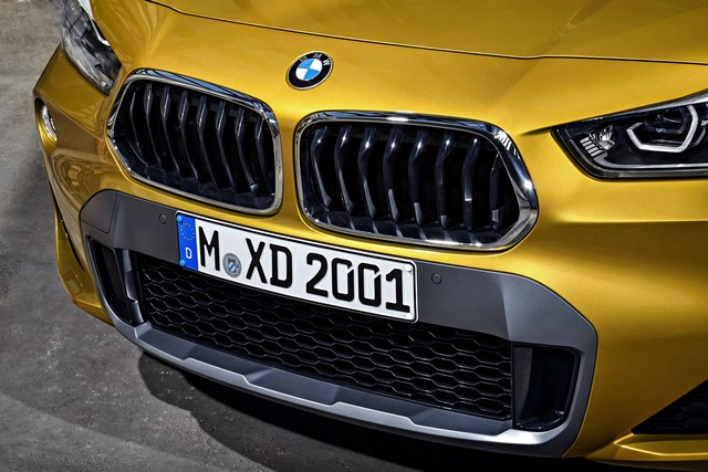 La nouvelle BMW X2 Silhouette élégante, dynamique exceptionnelle 783048P90278963highResthebrandnewbmwx2