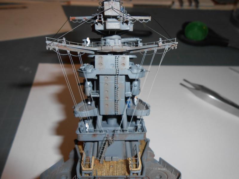 NAGATO Hasegawa 1/350- PE- Ponts en bois - Page 3 783725DSCN6699