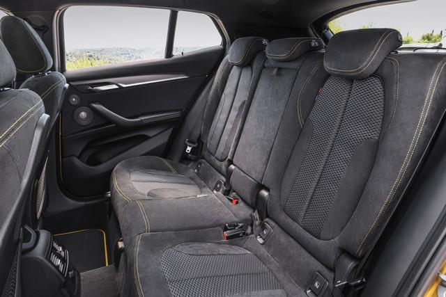 La nouvelle BMW X2 Silhouette élégante, dynamique exceptionnelle 783726P90278952highResthebrandnewbmwx2
