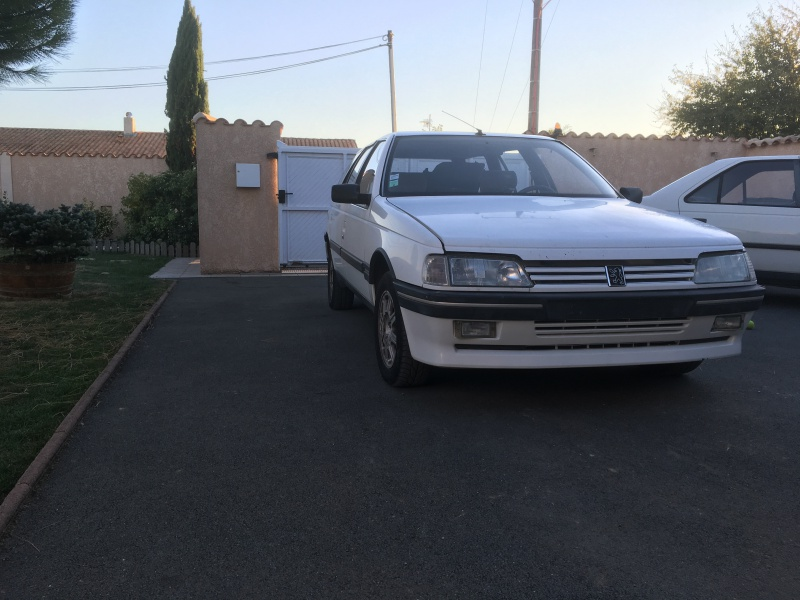 [PEUGEOT] 405 phase 2 Break 1.9L 115cv GRDT (Signatured, Clim OK)(New Culasse) On The Road Again 784153IMG2544