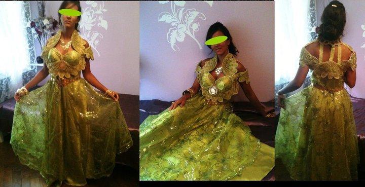 فساتين تقليدية للعروس الجزائرية-----سطايفي 784205st