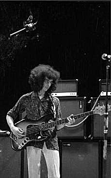 Framingham (Carousel Theater) : 25 août 1968  [Premier concert] 784212FFFF