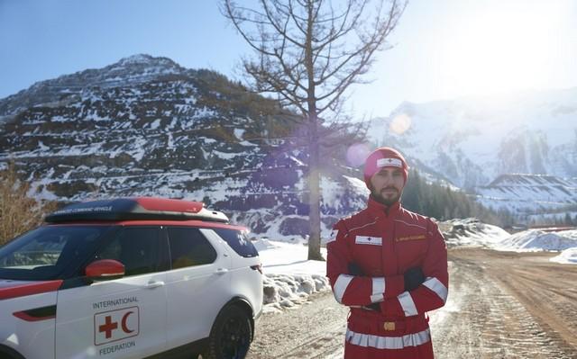 Project Hero, une version unique du nouveau Land Rover Discovery pour la Croix Rouge autrichienne  785271image1