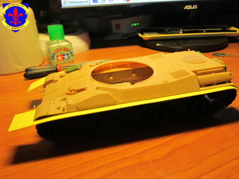 AMX 30 AUF1 au 1/35 d'Heller par Pascal 94 785477IMG16611