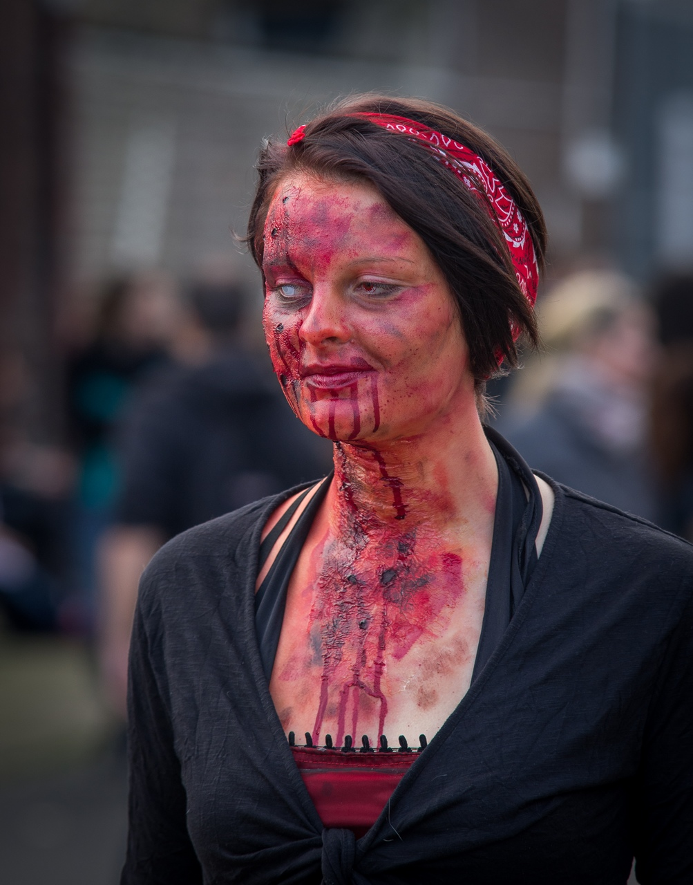 "Zombie ""Walk"" Lille 2014 #2 786337IMGP8643"