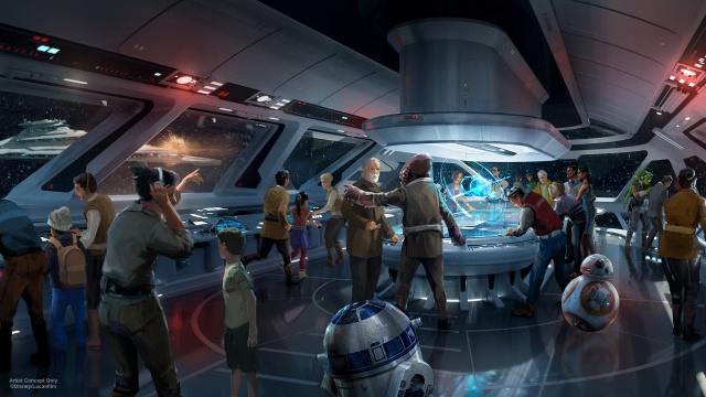[Walt Disney World] Star Wars: Galactic Starcruiser (2021)  788300w483