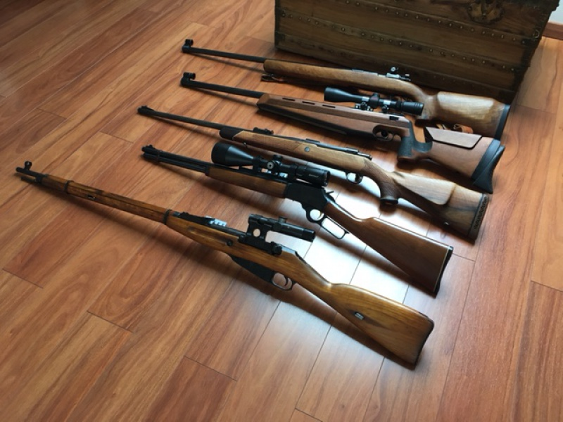 Présentation de ma collection de Rifle / Mosin - Schultz larsen - Marlin - Sako 788781IMG6661
