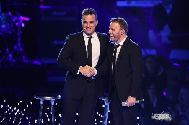 Robbie et Gary au Popstars en Allemagne 18-11-2010 78916865451HQ01122402lojpg