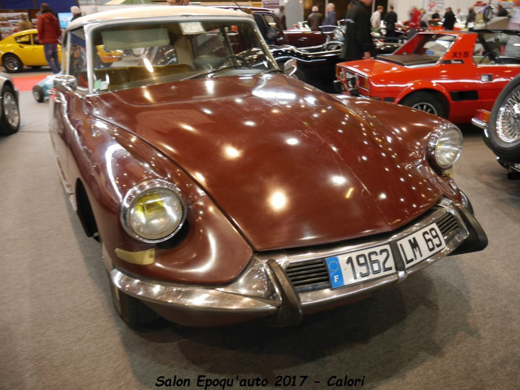 [69] 39ème salon International Epoqu'auto - 10/11/12-11-2017 - Page 6 789610P1070727