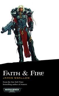 Faith and Fire / Hammer & Anvil de James Swallow 791167FaithandFireNEW