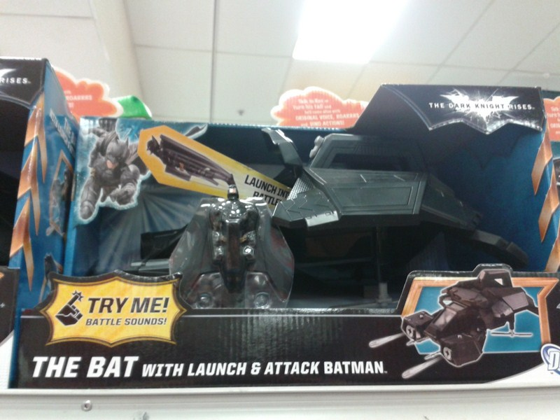 """The Dark Knight Rises Toys - movie master, deluxe, 4"""", vehicles etc... 79298720120609132528"""