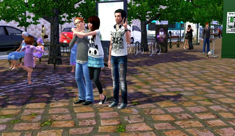 [Créations Diverses] MlleSo au pays des Sims - Page 2 793038BDCthme2