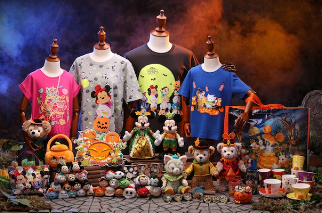 [Hong Kong Disneyland] Disney's Haunted Halloween (depuis 2007) - Page 3 793326w164