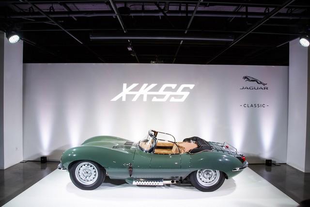 La « Nouvelle Jaguar XKSS D'origine » Dévoilée À Los Angeles  793703xksspetersenmuseum031