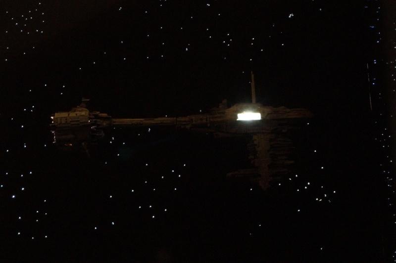 STAR WARS : Diorama Flotte rebelle - Page 6 794144DSC01283