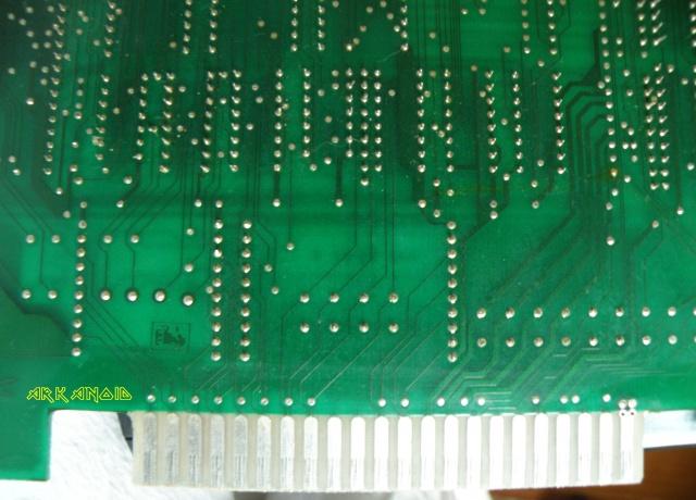 Recherche PINOUT PCB Arkanoid Bootleg 795619PC081757