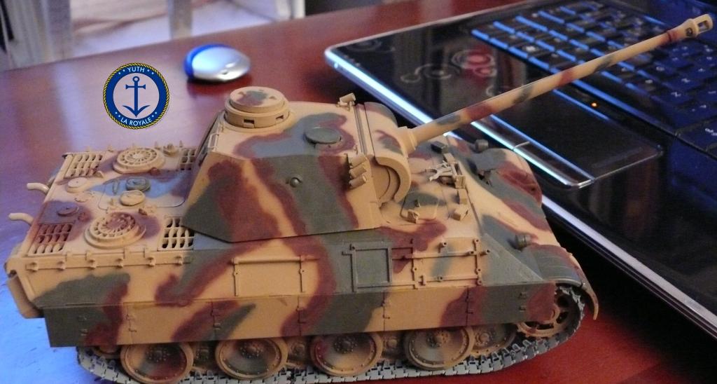 Panzerkampfwagen Panzer V Panther Ausf D. - Page 4 796226panther20