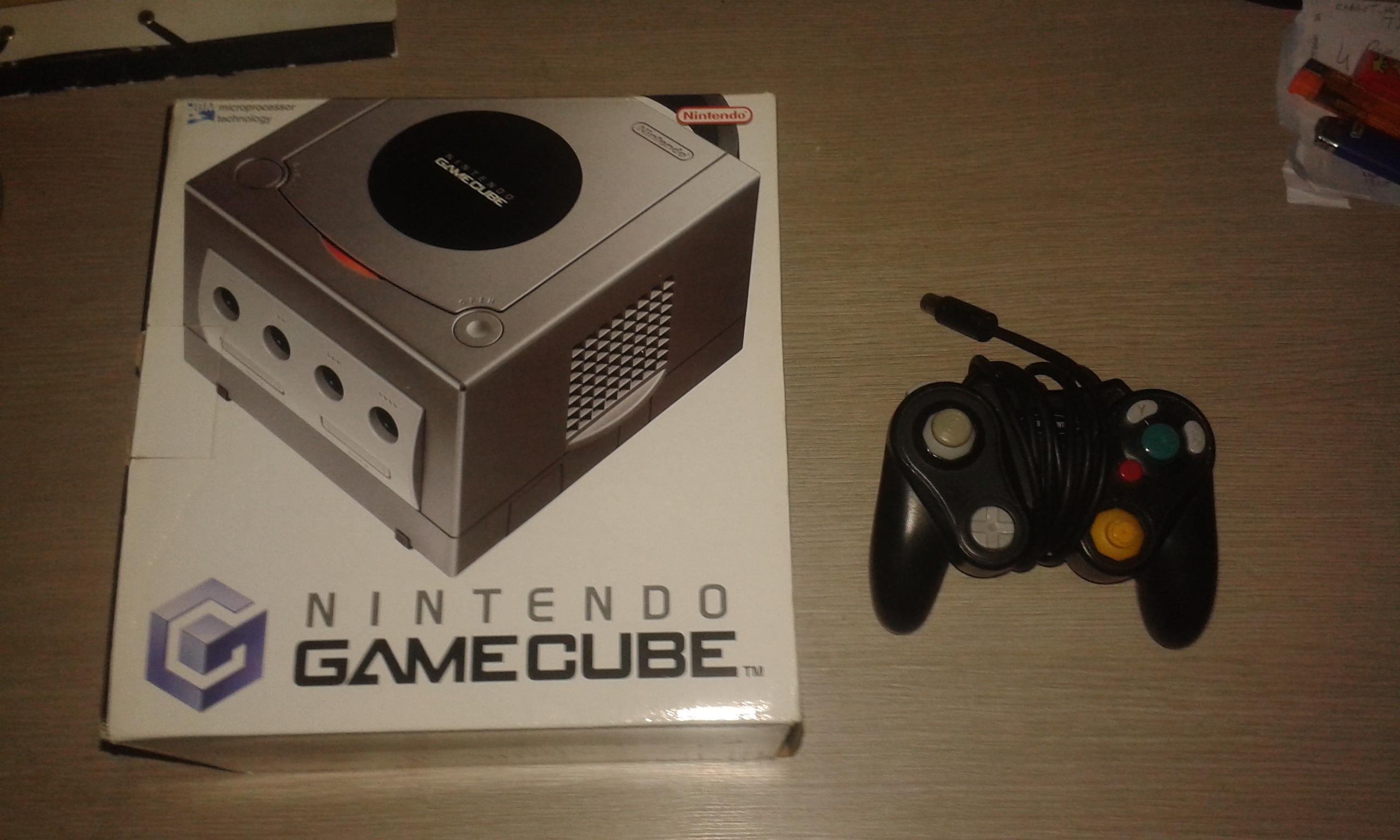 [EST] Lot console gamecube + 11 jeux ! 796804gc11