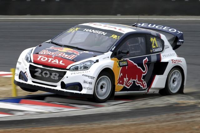 Le Team Peugeot Hansen vice-champion du monde de Rallycross* !!! 7968675a075574ea14czoom