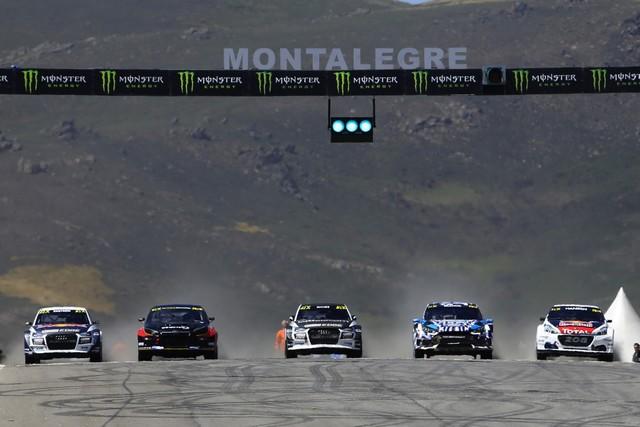 Sébastien Loeb et la PEUGEOT 208 WRX décrochent une belle deuxième place à Montalegre 79728558fc8b220b94b