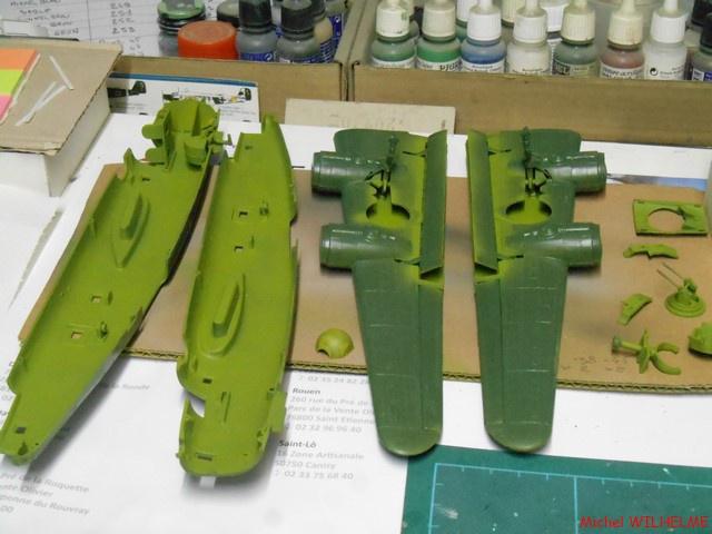 B24.D LIBERATOR kit 1/72 Revell 797313DSCN8478Copier
