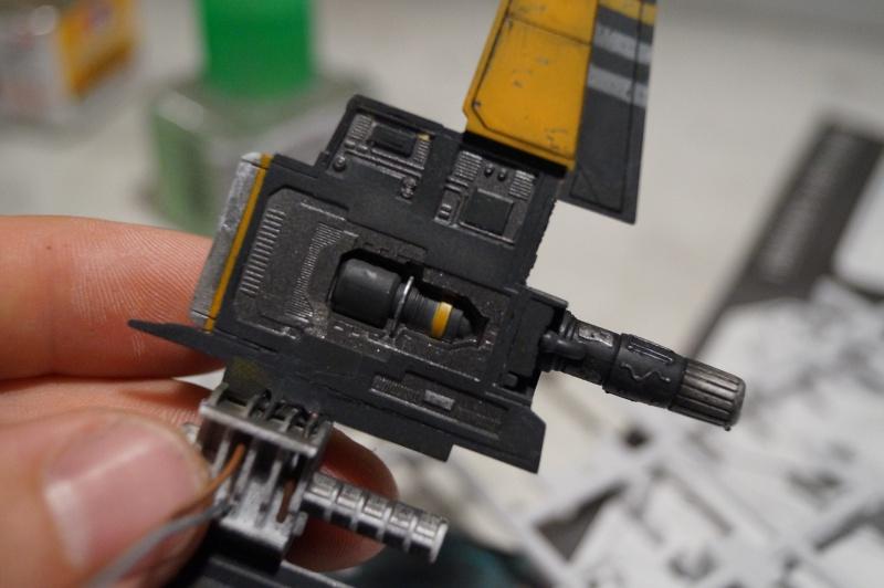 "X-Wing ""Resistance"" T-70 Bandaï 1/72 799974DSC01438"