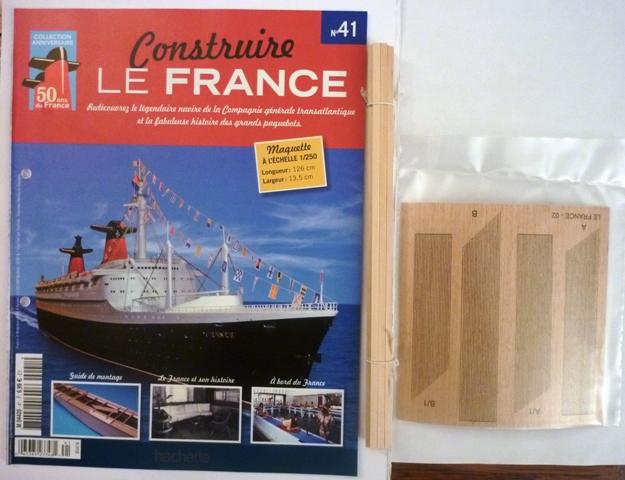 Le france  au 1/250è - hachette-Amati - Page 6 800312fasc041r