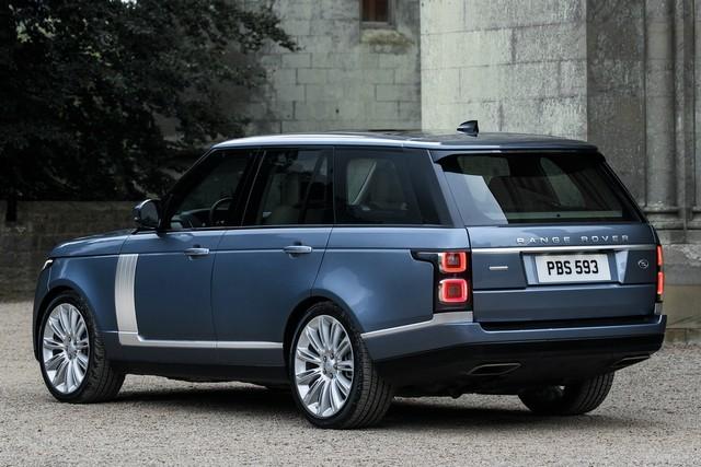 Le Nouveau Range Rover intègre dans sa gamme une motorisation essence hybride rechargeable 800352rr18mystatic10101711