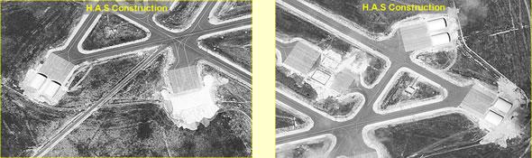 صفقة مخابئ الطائرات   shelters/abris 800892hardenedsheltersainbaida1
