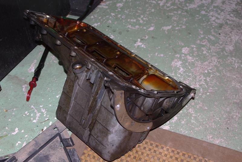 [Moteur M44] Dépose du carter d'huile 801461IMGP4926