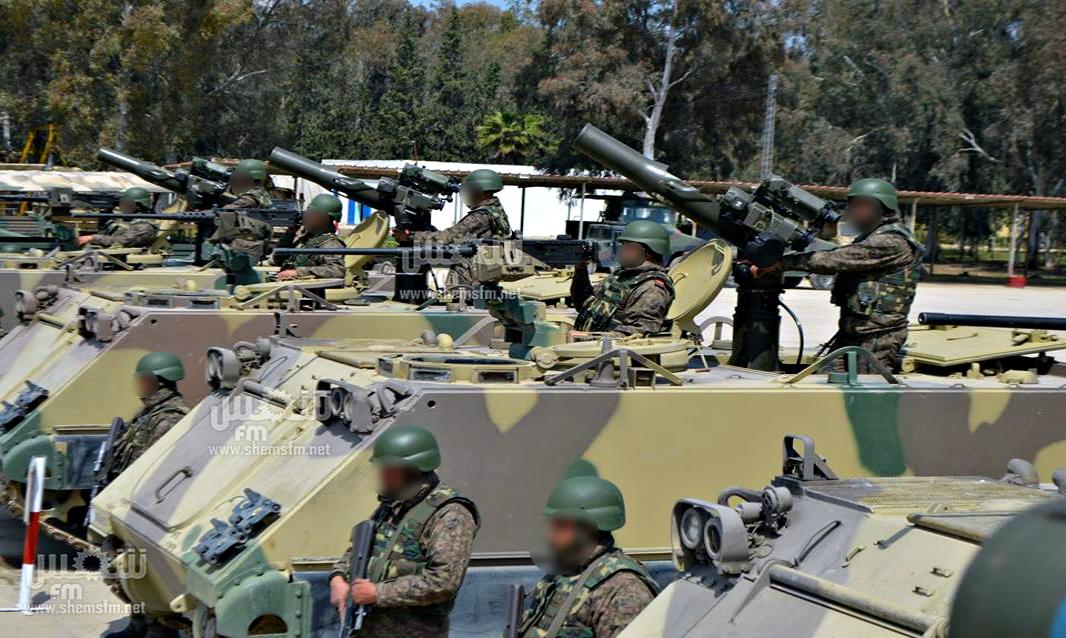 Armée Tunisienne / Tunisian Armed Forces / القوات المسلحة التونسية - Page 10 8016767313774