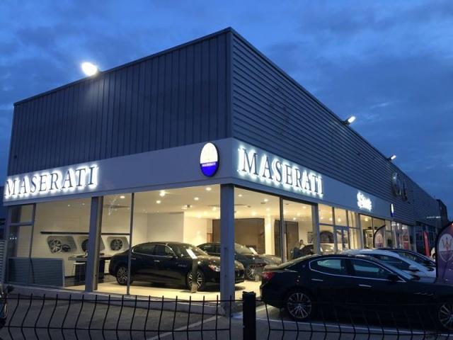 Photos concessions Maserati 802479image679