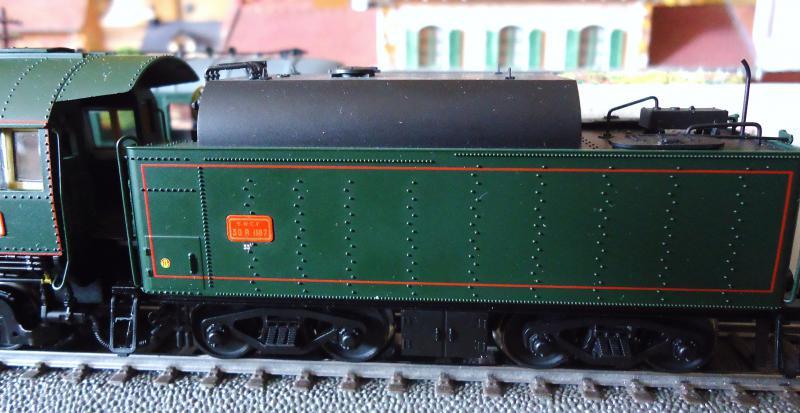 Loco vapeur 141 Jouef 3 rails AC d'origine 804726DSC02358