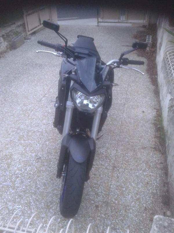 Photos de toutes les Yamaha MT-09 du forum ! :) 80516313823612