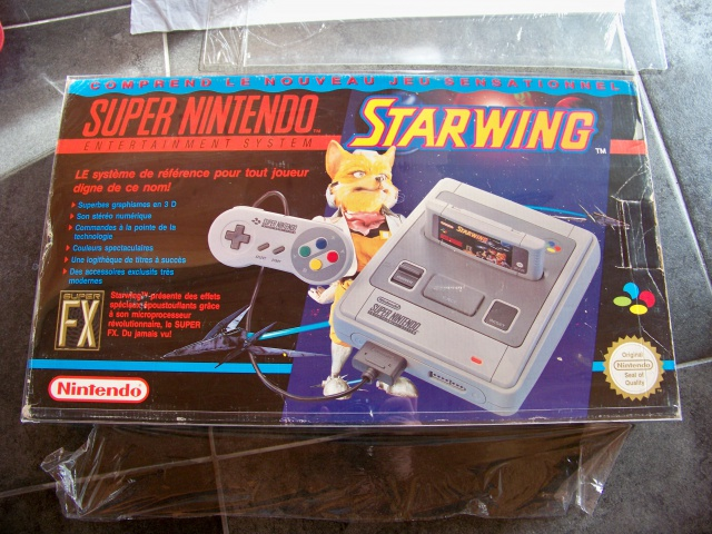 commande groupée : cristal box  CONSOLES NES SNES N64 (pack standards) 8062241101582