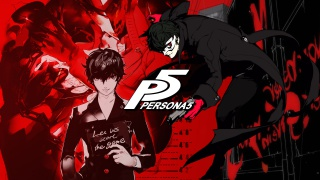 Persona 5 (PS3/PS4 - Anime) 806689psvitawallpapersize15